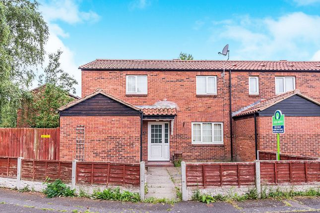 Thumbnail Semi-detached house for sale in Ayr Close, Leegomery, Telford
