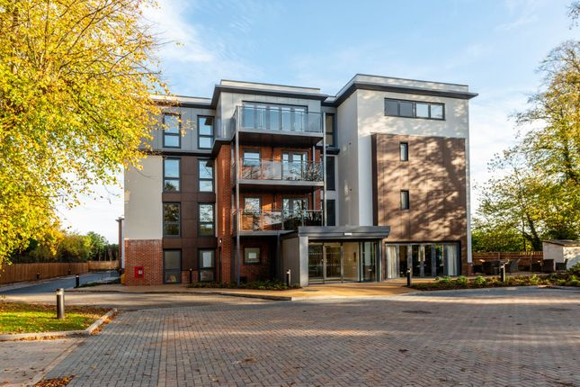 Thumbnail Flat for sale in Linden Place, Hampton Lane, Solihull, West Midlands