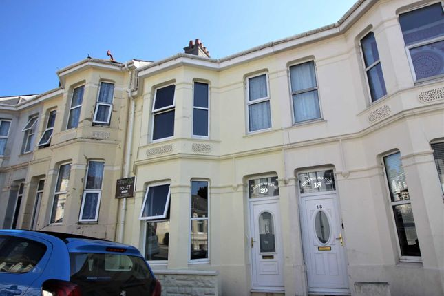 2 bed terraced house to rent in Craven Avenue, Plymouth PL4
