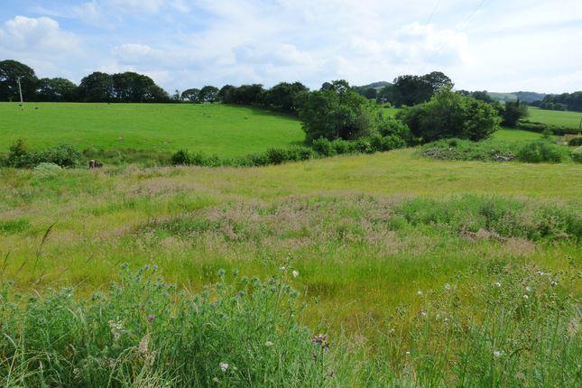 Thumbnail Land for sale in Bwlch-Y-Cibau, Llanfyllin