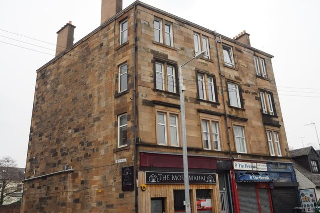 Thumbnail Flat to rent in Old Castle Road, Cathcart, Glasgow