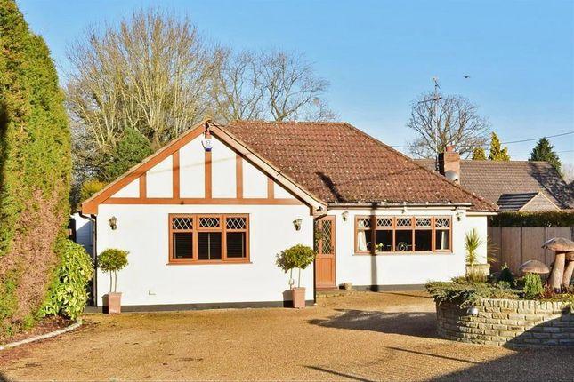 Thumbnail Bungalow for sale in Lone Oak Estate, Smallfield, Horley, Surrey