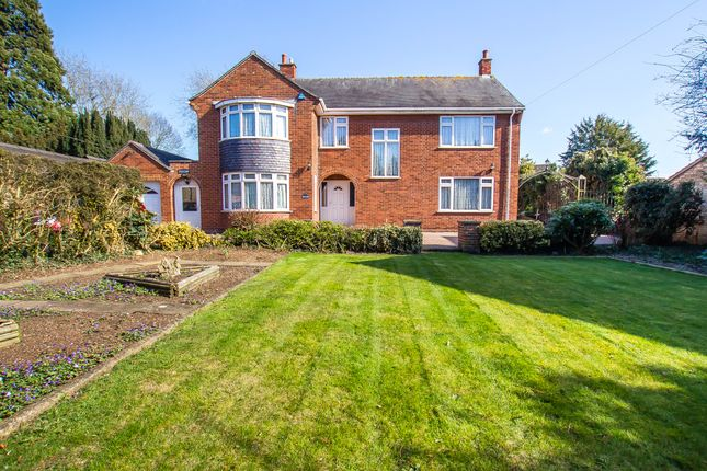 Thumbnail Detached house for sale in High Street, Willingham, Cambridge