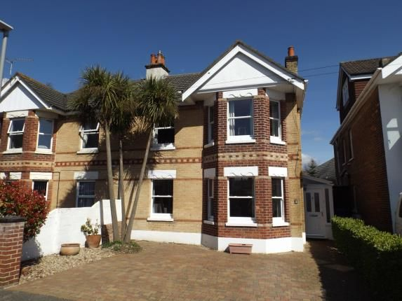Front of Gorleston Road, Poole BH12