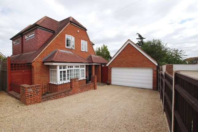 Thumbnail Detached house for sale in Gladstone Gardens, Rayleigh