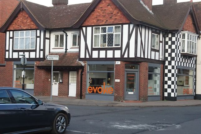 Thumbnail Retail premises for sale in Petersfield Road, Midhurst