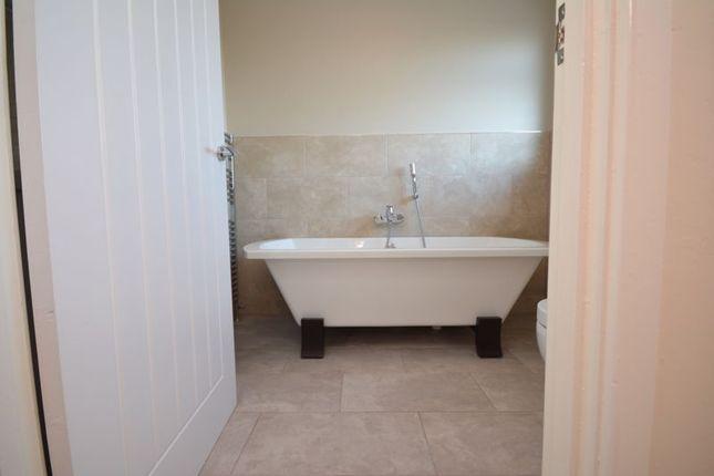 Bathroom of Elgar Crescent, Llanrumney, Cardiff CF3