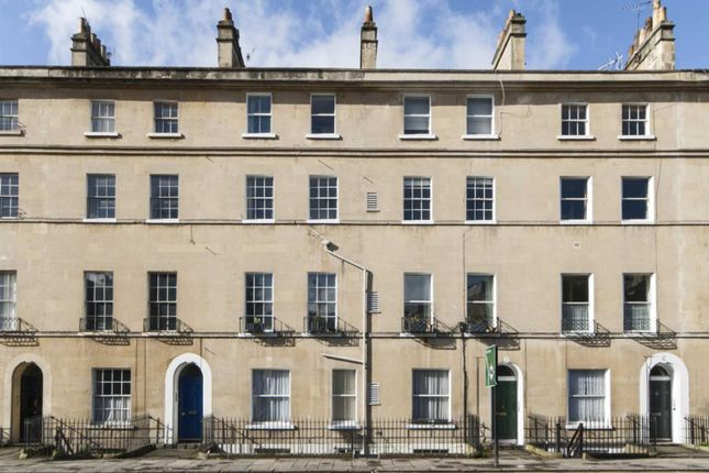 Thumbnail Flat to rent in Darlington Street, Bathwick, Bath