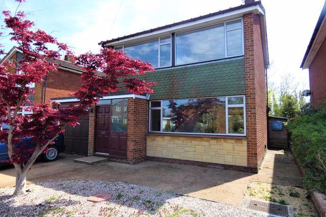 Thumbnail Detached house to rent in Croftlands Avenue, Stubbington, Fareham