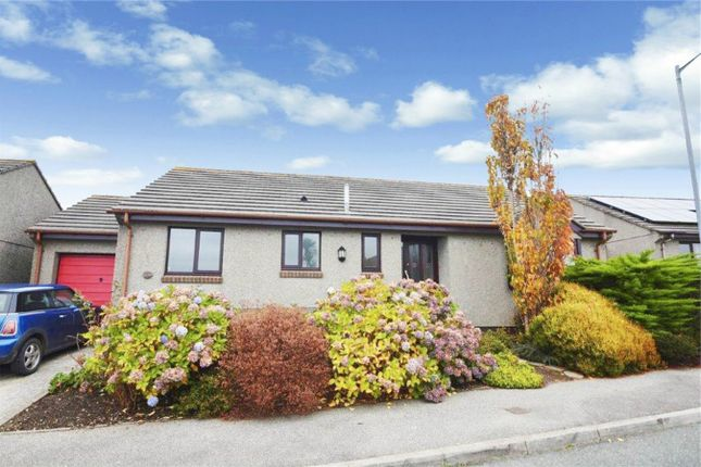 Thumbnail Detached bungalow to rent in The Paddock, Redruth