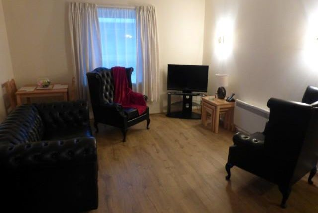 Thumbnail Flat to rent in Thistle Court, Aberdeen