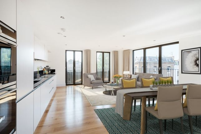 Thumbnail Flat for sale in Faraday Road, Notting Hill, London
