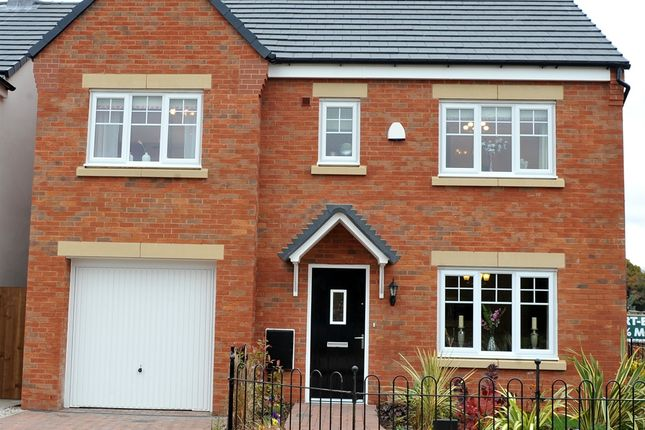 "Thumbnail Detached house for sale in ""Winster"" at Windsor Way, Carlisle"