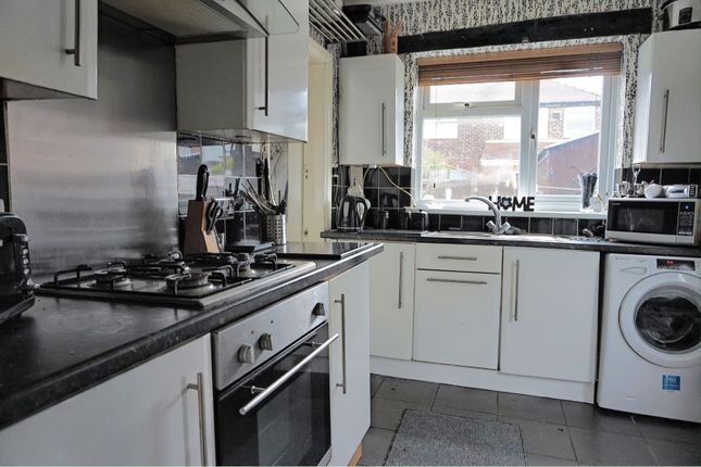 Kitchen of Vernon Road, Manchester M43