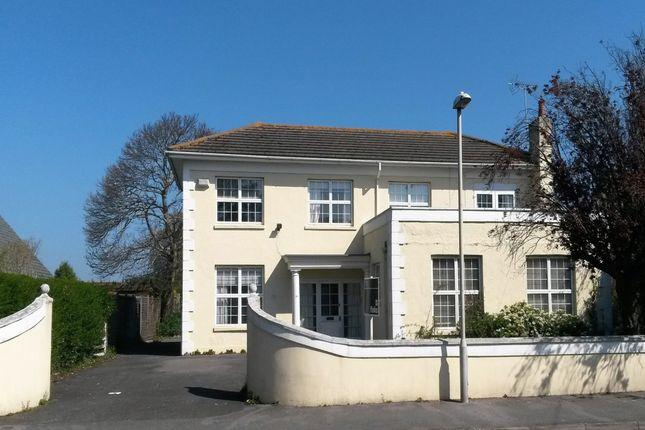 Thumbnail Detached house for sale in Branksea Avenue, Hamworthy, Poole, Dorset BH154Dp