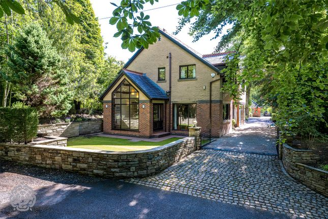 Thumbnail Detached house for sale in High Bank Lane, Lostock, Bolton, Greater Manchester