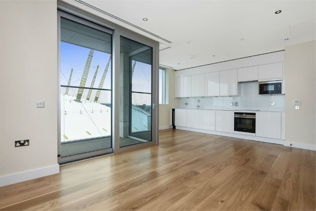 Thumbnail Flat to rent in Arora Tower, 2 Waterview Drive, Greenwich, London