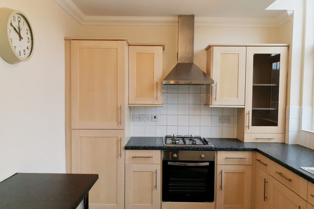 Thumbnail Duplex to rent in Havelock St, Kettering