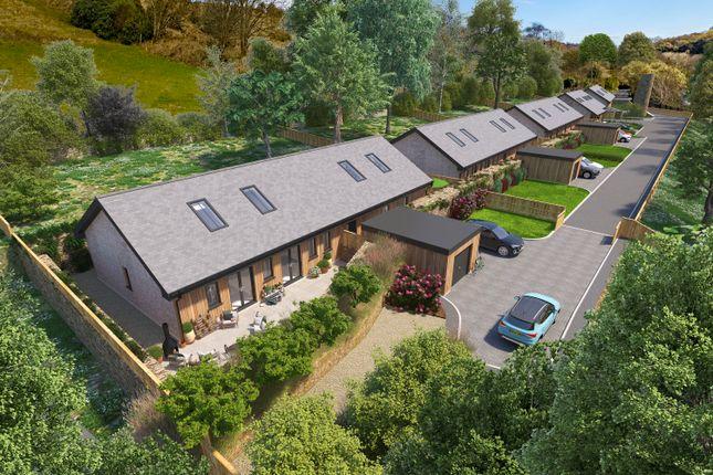 5 bed detached bungalow for sale in Bojea Industrial Estate, Trethowel, St. Austell PL25