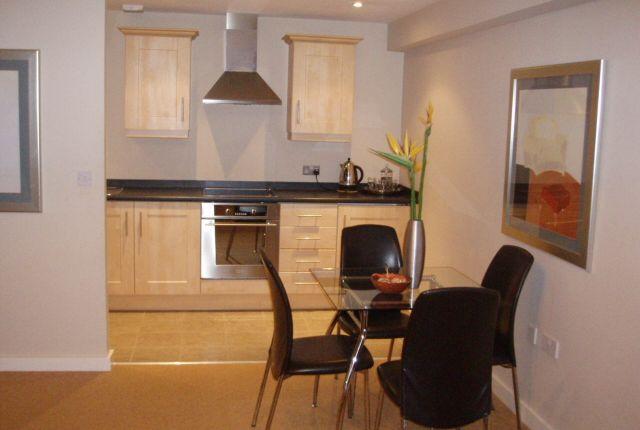 Thumbnail Flat to rent in Trinity Wharf, High Street, Hull
