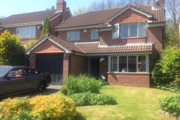 Thumbnail Property to rent in Waveney Drive, Wilmslow