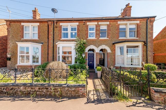 4 bed terraced house for sale in Neville Court, Neville Road, Heacham, King's Lynn PE31