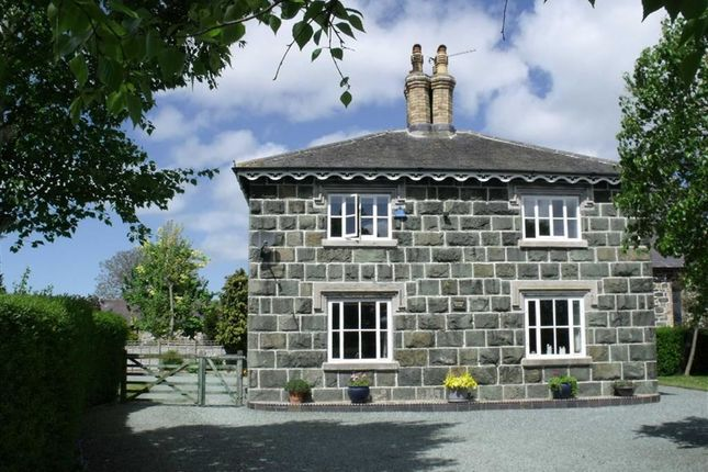 Thumbnail Detached house for sale in Domgay House, Four Crosses, Llanymynech, Powys