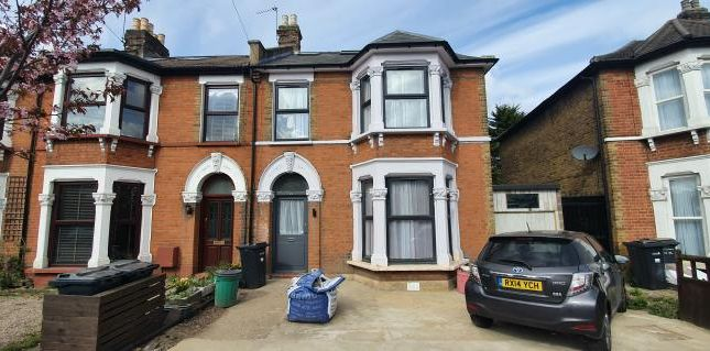 Thumbnail Triplex to rent in Northbrook Road, Ilford