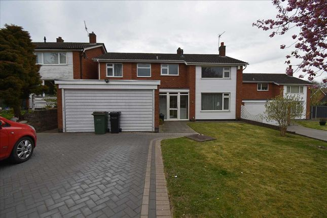 5 bed detached house for sale in Severn Road, Oadby, Leicester LE2