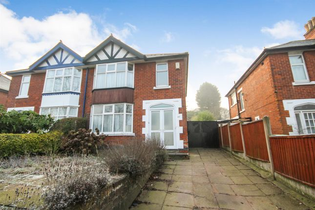 Thumbnail Semi-detached house to rent in Valley Road, Nottingham