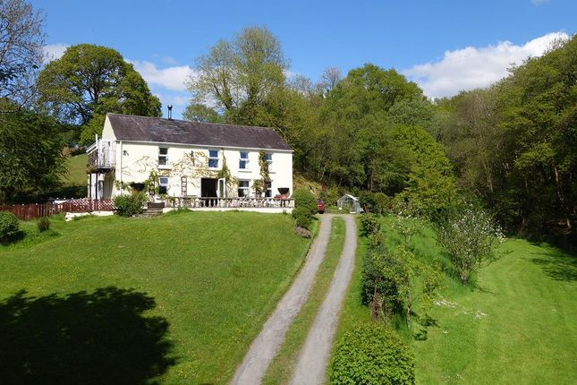 Thumbnail Detached house for sale in Babel, Llandovery