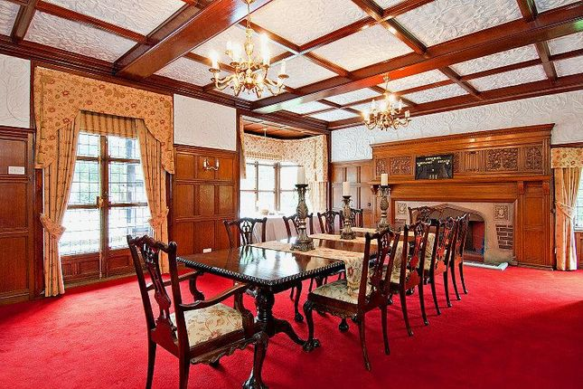 Banqueting Room: of Kingswood House & Queenswood, Clay Hill, Enfield EN2