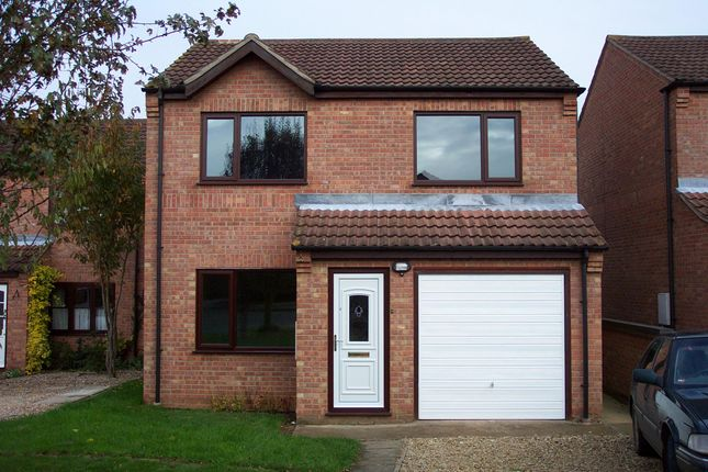 Thumbnail Property to rent in Bracken Close, Leasingham, Sleaford