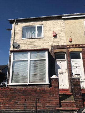 1 bed terraced house for sale in Jackfield Street, Stoke-On-Trent ST6