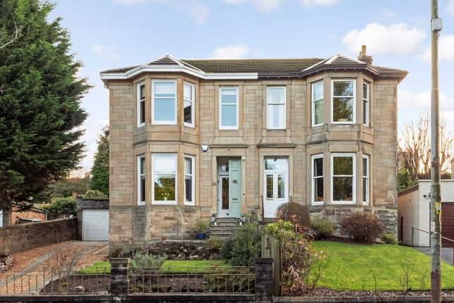 4 bed semi-detached house for sale in Brownside Road, Cambuslang, Glasgow, South Lanarkshire G72