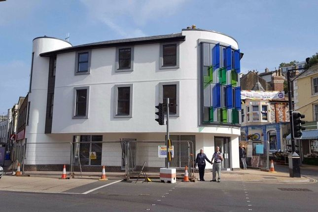 Thumbnail Flat to rent in Fore Street, Brixham