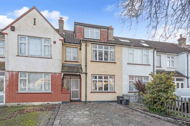 Thumbnail Terraced house for sale in Queen Anne Avenue, Bromley