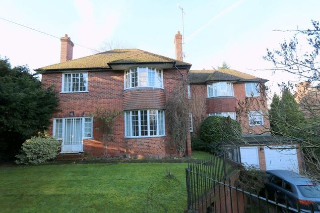 Thumbnail Detached house for sale in Marlow Hill, High Wycombe