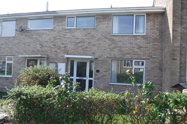 Thumbnail Terraced house to rent in Hampshire Place, Melksham, Melksham, Wiltshire