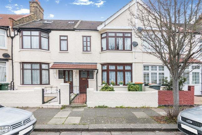 Thumbnail Terraced house for sale in Cotswold Gardens, East Ham, London