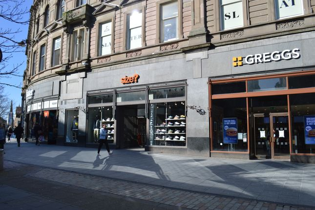 Thumbnail Retail premises to let in Unit 3, 82 High Street, Dundee