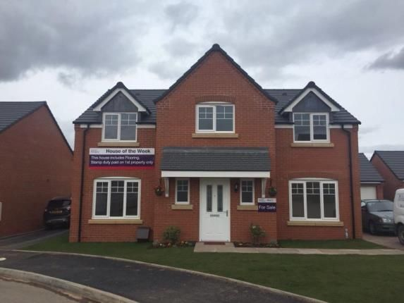 Thumbnail Detached house for sale in Bowbrook, Worcester Road, Hartlebury