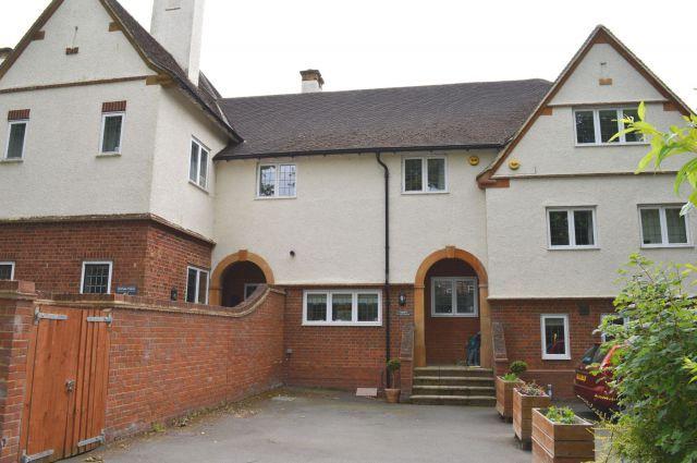 Thumbnail Terraced house for sale in The Avenue, Dallington, Northampton