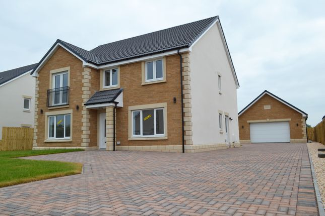 Thumbnail Detached house for sale in High Street, Newarthill