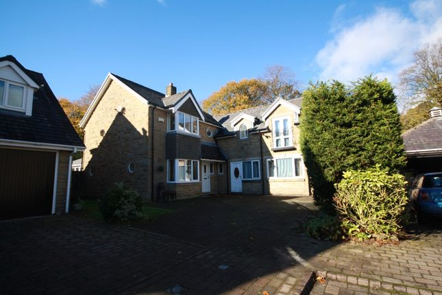 Thumbnail Detached house to rent in Old Stoneheath Court, Heath Charnock