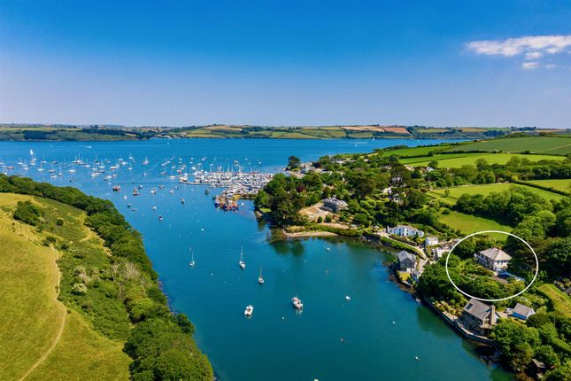 Thumbnail Detached house for sale in Church Road, Mylor, Falmouth