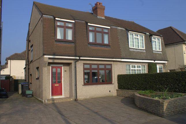 Thumbnail Semi-detached house to rent in Oxford Gardens, Denham, Uxbridge