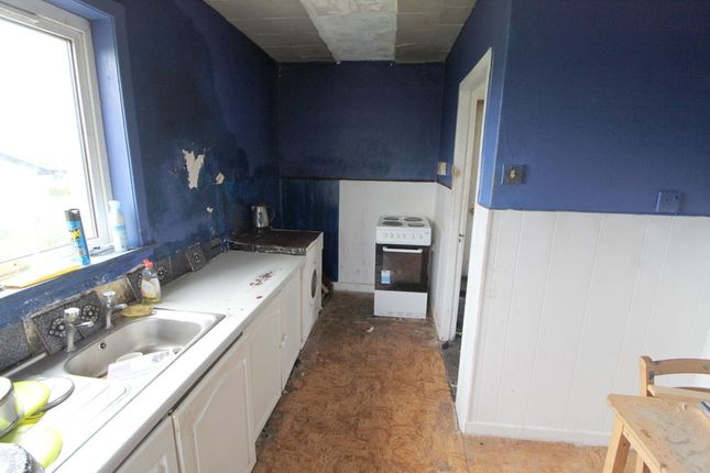 Kitchen of 8A Swordale, Isle Of Lewis HS2