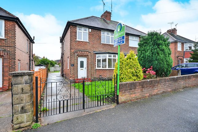 3 bed semi-detached house for sale in Herne Street, Sutton-In-Ashfield