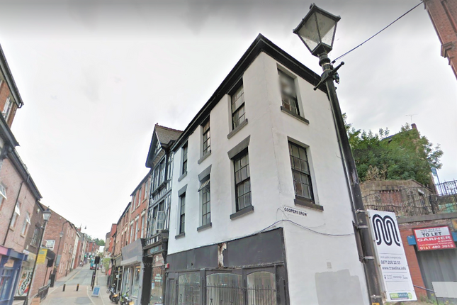Thumbnail 1 bed flat for sale in North West House, Lower Hillgate, Stockport, Cheshire